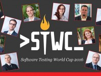 ANECON beim Software Testing World Cup 2016