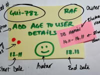 Kanban: make the most of those post-it notes!